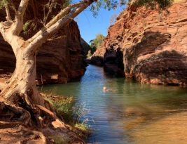 Two Billion Years Later…. The Spectacular Karijini National Park