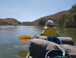 Ord River Canoe Adventure