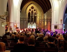 Why Going To Church on Saturday Night To See An Opera Is Good for Travel…!